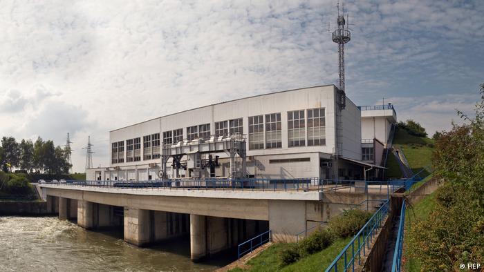 Hidroelektrana u Varaždinu