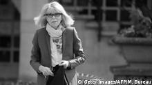 Frankreich Schauspielerin Mireille Darc