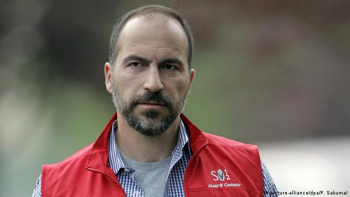 Dara Khosrowshahi, CEO Expedia (picture-alliance/dpa/P. Sakuma/)