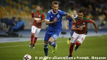 Ukraine Fußballspieler Andrij Jarmolenko