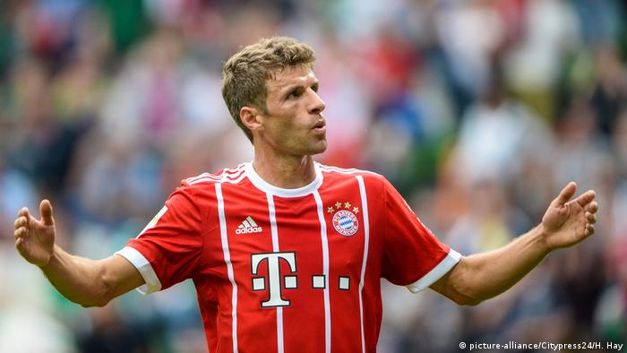 opinion bayern munich can t afford to lose thomas müller sports