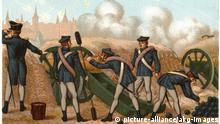 Französische Revolutionskriege | Beschießung von Mainz 1793