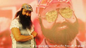 Gurmeet Ram Rahim Singh (picture-alliance/Pacific Press/R. Prakash)