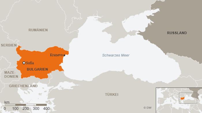 Bulgarien Karte Deutsch.Bulgarien Die Russen Kommen Europa Dw 29 08 2017