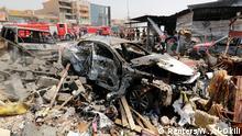 Irak | Autobombe in Bagdad detoniert