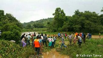 Äthiopien Kampagne Save Lake Tana (Kalkidan Tsena)