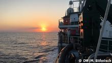 Frontex-Patrouille mit Guardia Civil im Mittelmeer