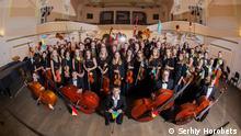 Lwiw Teilnehmer Jugendorchester