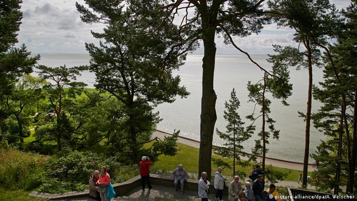 Litauen - Sommerhaus von Thomas Mann in Nida