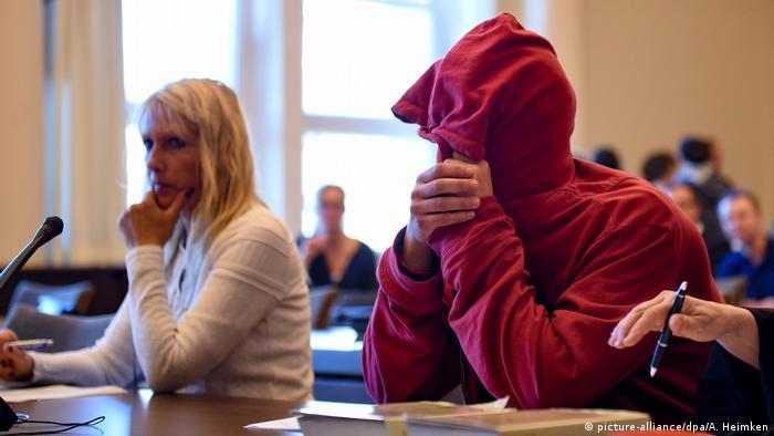 Deutschland Hamburg - G20 Ausschreitungen: 21 jähriger Niederländer angeklagt