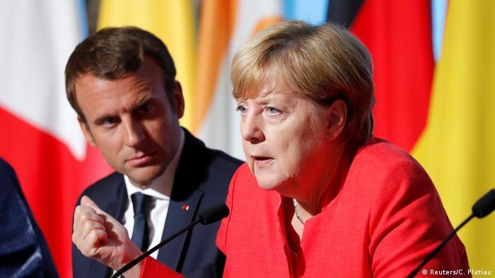 Frankreich PK Migrationsgipfel in Paris (Reuters/C. Platiau)