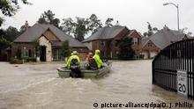 USA Tropensturm Harvey in Texas