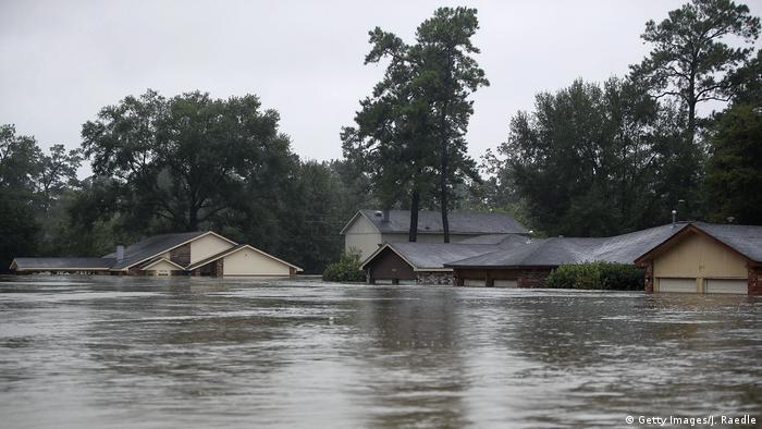 USA Tropensturm Harvey in Texas