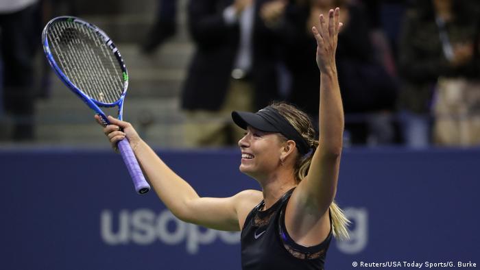 Tennis U.S. Open Maria Scharapowa (Reuters/USA Today Sports/G. Burke)