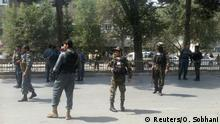 Afghanistan Explosion nahe US-Botschaft in Kabul