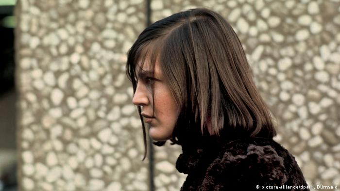 Angela Winkler in The Lost Honor of Katharina Blum, 1975 (picture-alliance/dpa/H. Dürrwald)