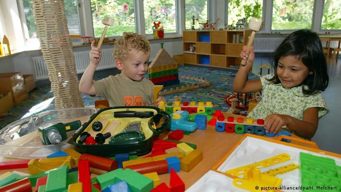 Das konzept kindergarten und seine erfolgsgeschichte for Konzept kindergarten