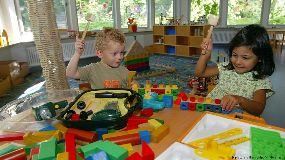 Das konzept kindergarten eine erfolgsgeschichte for Konzept kindergarten