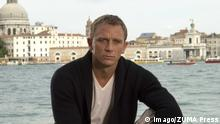 Filmszene Casino Royale Daniel Craig als James Bond in Venedig
