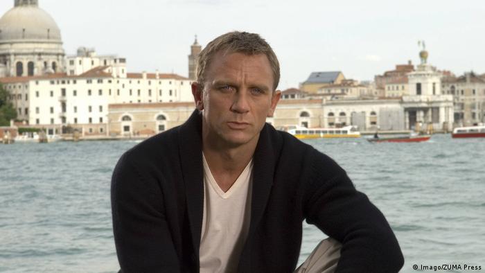 Filmszene Casino Royale Daniel Craig als James Bond in Venedig (Imago/ZUMA Press)
