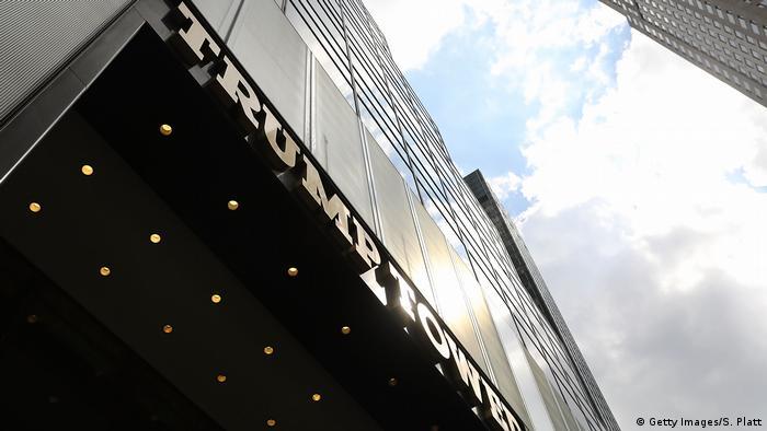 Trump alleged Obama had bugged Trump Tower in Manhattan