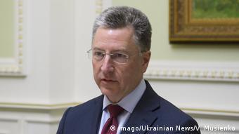 Бывший спецпосланник США в Украине Курт Волкер