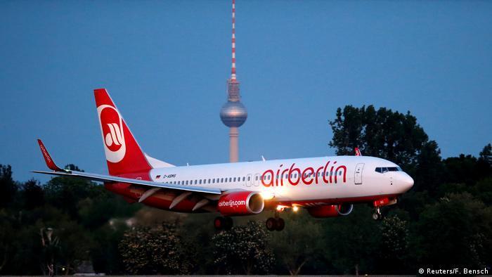 Deutschland Air Berlin