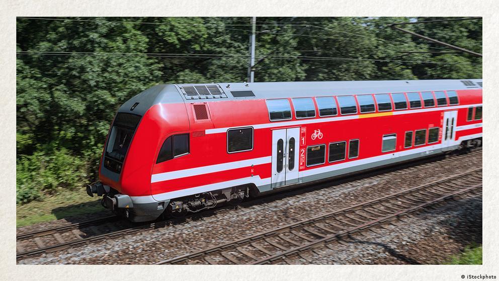 Deutschkurse | Wortschatz | WBS_Foto_Regionalbahn