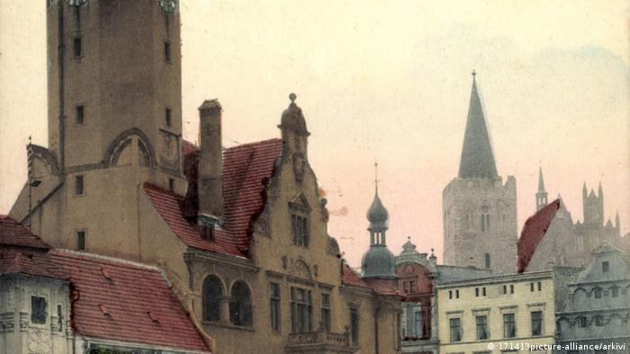 Münsterberg in Prussia circa early 20th Century