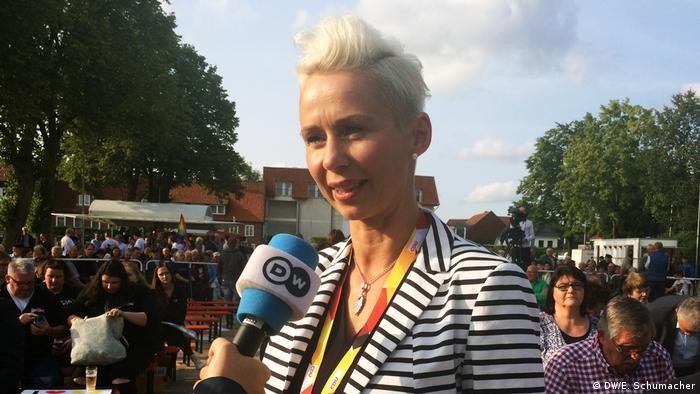German CDU politician Silvia Breher