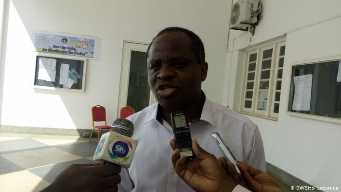 Mahamudo Amurane, Bürgermeister von Nampula sagt, er ist kein Mitglied der MDM-Partei mehr