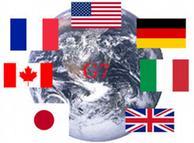 Foto simbol e G7