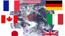 """Die Gruppe der Acht (G8) bezeichnet sich selbst als ein """"Abstimmungsforum"""", das konstruktiv Fragen bezüglich der Weltpolitik, in gemeinsamer Verantwortung und im Konsens bearbeitet. Ihr gehören neben Deutschland die Vereinigten Staaten von Amerika, Japan, Großbritannien, Kanada, Frankreich und Italien (G7) sowie Russland an. Sie ist aus der Gruppe der Sieben hervorgegangen, der Russland noch nicht angehörte. Daneben ist in dem Gremium auch die Europäische Kommission mit einem Beobachterstatus vertreten."""
