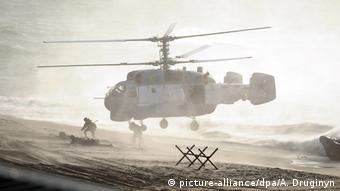 Учения Запад-2013 в Калининградской области