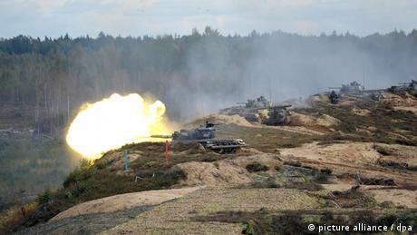 У Росії розпочалися військові навчання