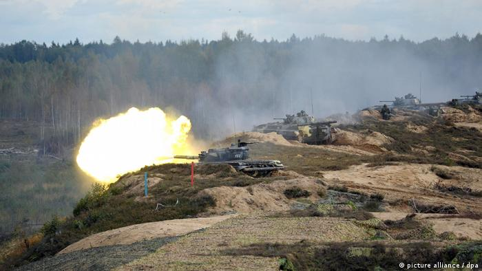 Zapad-2013 (picture alliance / dpa)