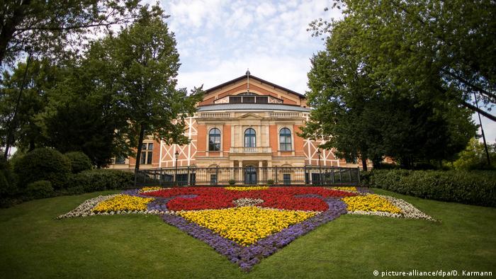 Bayreuth concert hall