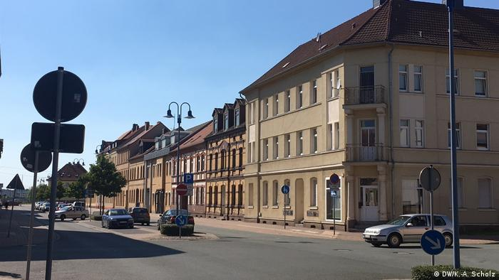 The town of Bitterfeld (DW/K.-A. Scholz)