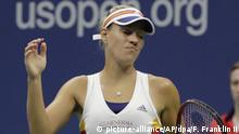 Tennis US Open WTA- Angelique Kerber