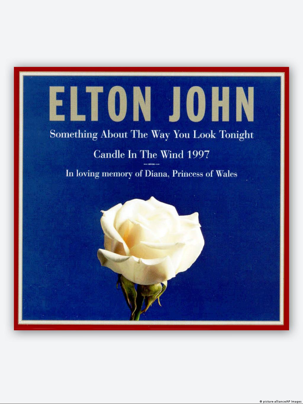 How Candle In The Wind Became An Anthem To Princess Diana