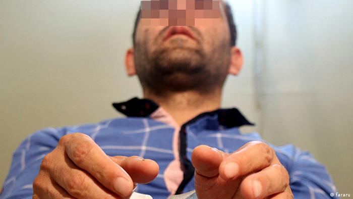 Iran Atena Aslanis Mörder (fararu)