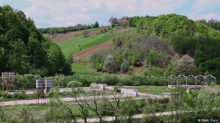 Bosnien und Herzegowina Agrokomerc - Affäre, die Jugoslawien zerstörte (DW/A. Puric)