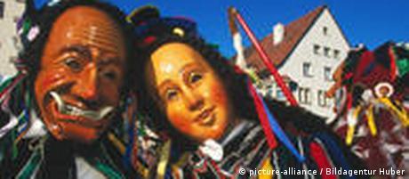 Karneval in Schwaben
