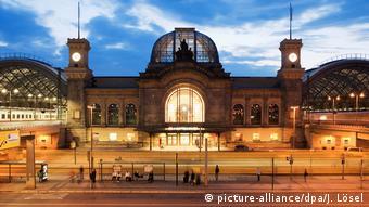 La ville de Dresde a largement profité du programme de rénovation des infrastructures