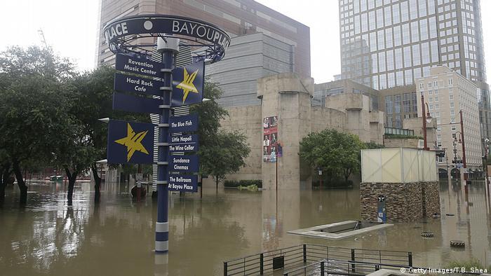 Harvey Texas Houston USA Unwetter Flut (Getty Images/T.B. Shea)