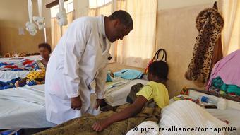Kongo Kinshasa - Krankenhaus: Panzi Hospital