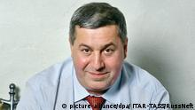 MOSCOW, RUSSIA. MAY 15, 2007. President of Oil and Gas Company RussNeft Mikhail Gutseriyev. (Photo ITAR-TASS / RussNeft Company's press service) +++(c) dpa - Report+++ |