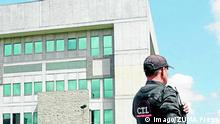 July 10, 2017 - Bogota, Cundinamarca, Colombia - Bunker de la Fiscalia general de la Nacion en Bogota. Bogota Colombia PUBLICATIONxINxGERxSUIxAUTxONLY - ZUMAe56_ 20170710_zaf_e56_001 Copyright: xElxTiempox July 10 2017 Bogota Cundinamarca Colombia Bunkers de La FISCALIA General de La Nacion en Bogota Bogota Colombia PUBLICATIONxINxGERxSUIxAUTxONLY ZUMAe56_ 20170710_zaf_e56_001 Copyright xElxTiempox