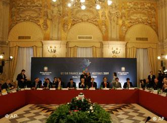 g7 meeting in rome