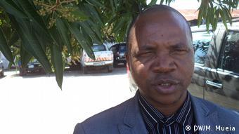 Armando Terenha, Statistiker Mosambik
